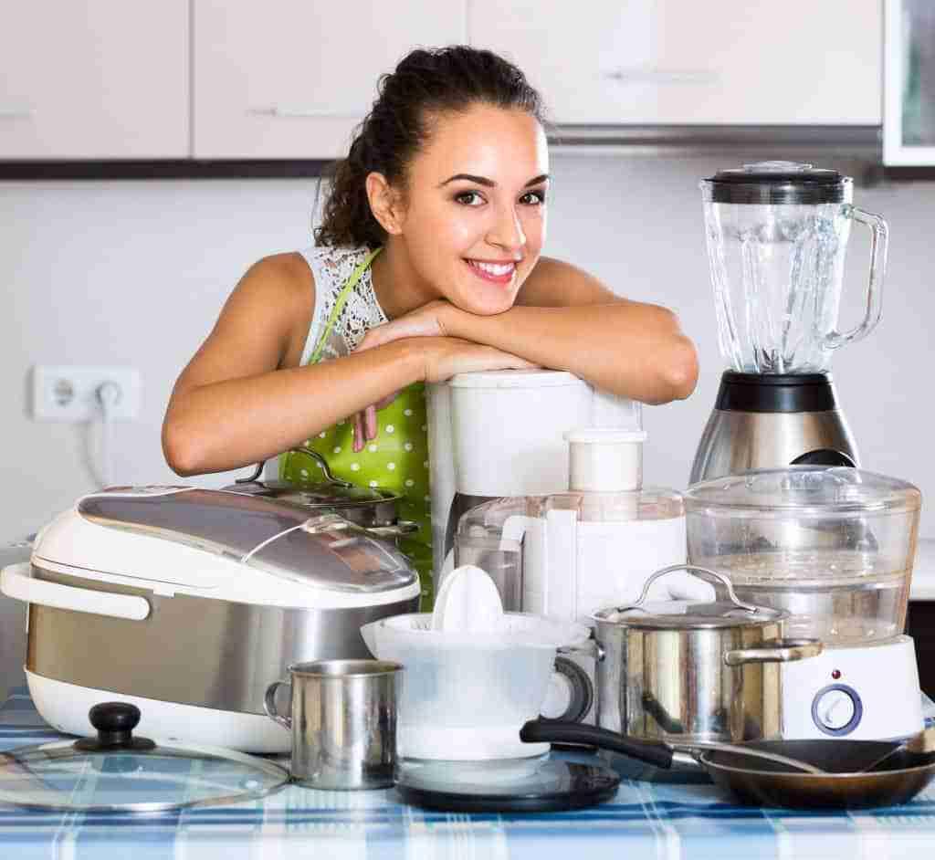 buying kitchen gadgets